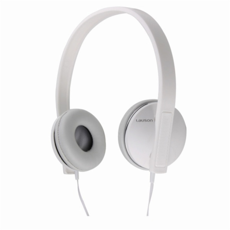 Auriculares LAUSON PH141 en color blanco