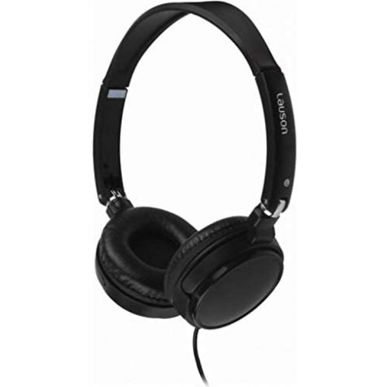 Auriculares LAUSON PH137 en color negro