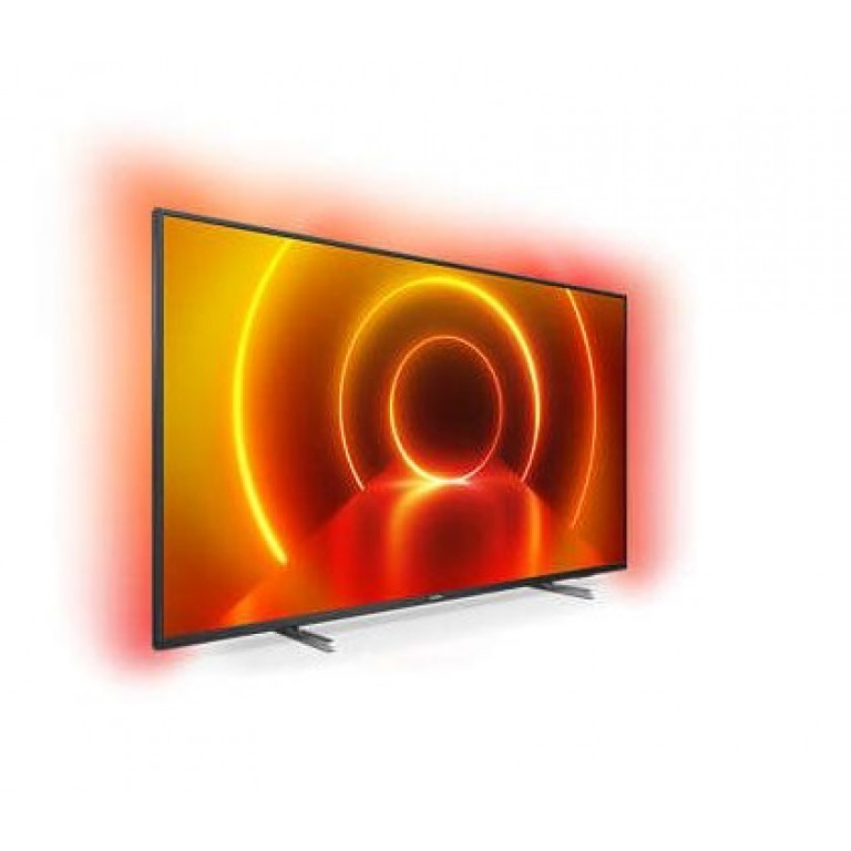 "Pantalla Philips 65"" LED Ultra HD Ambilight - Alexa 65PUS7805/12"