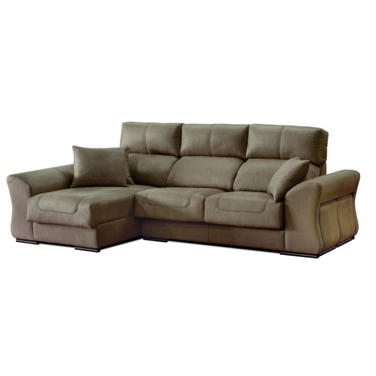 Chaise longue baratos comprar sofas chaise longue for Sofa tres plazas chaise longue