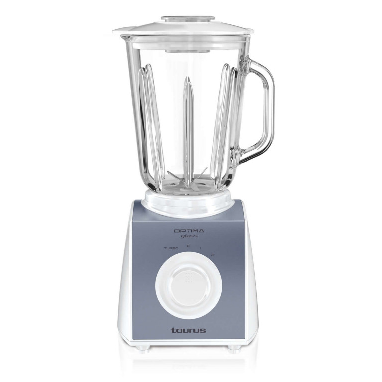 Batidora de vaso 550W Taurus Optima Glass