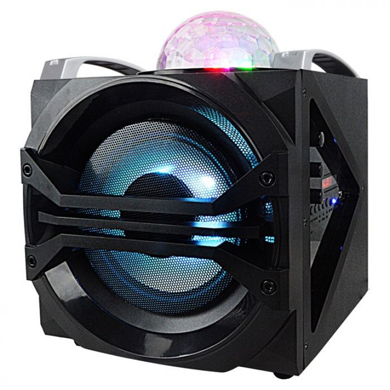 Altavoz Swiss Pro Disco Ball Light Phoenix