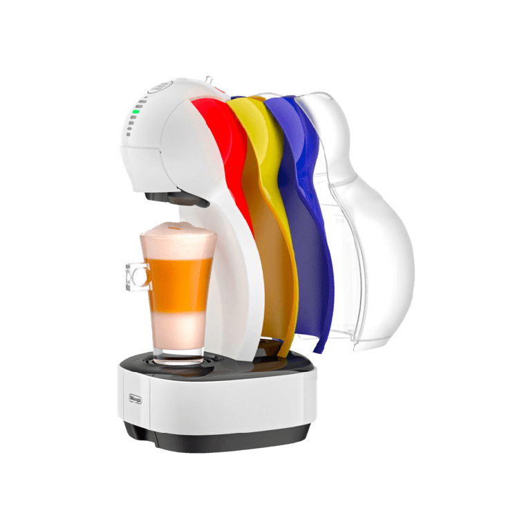Cafetera Dolce Gusto DELONGHI COLORS EDG355 W1