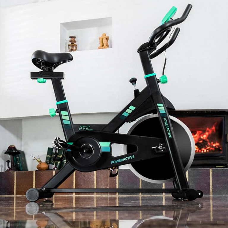 Bicicleta Spinning CECOTEC EXTREME POWER ACTIVE 07018