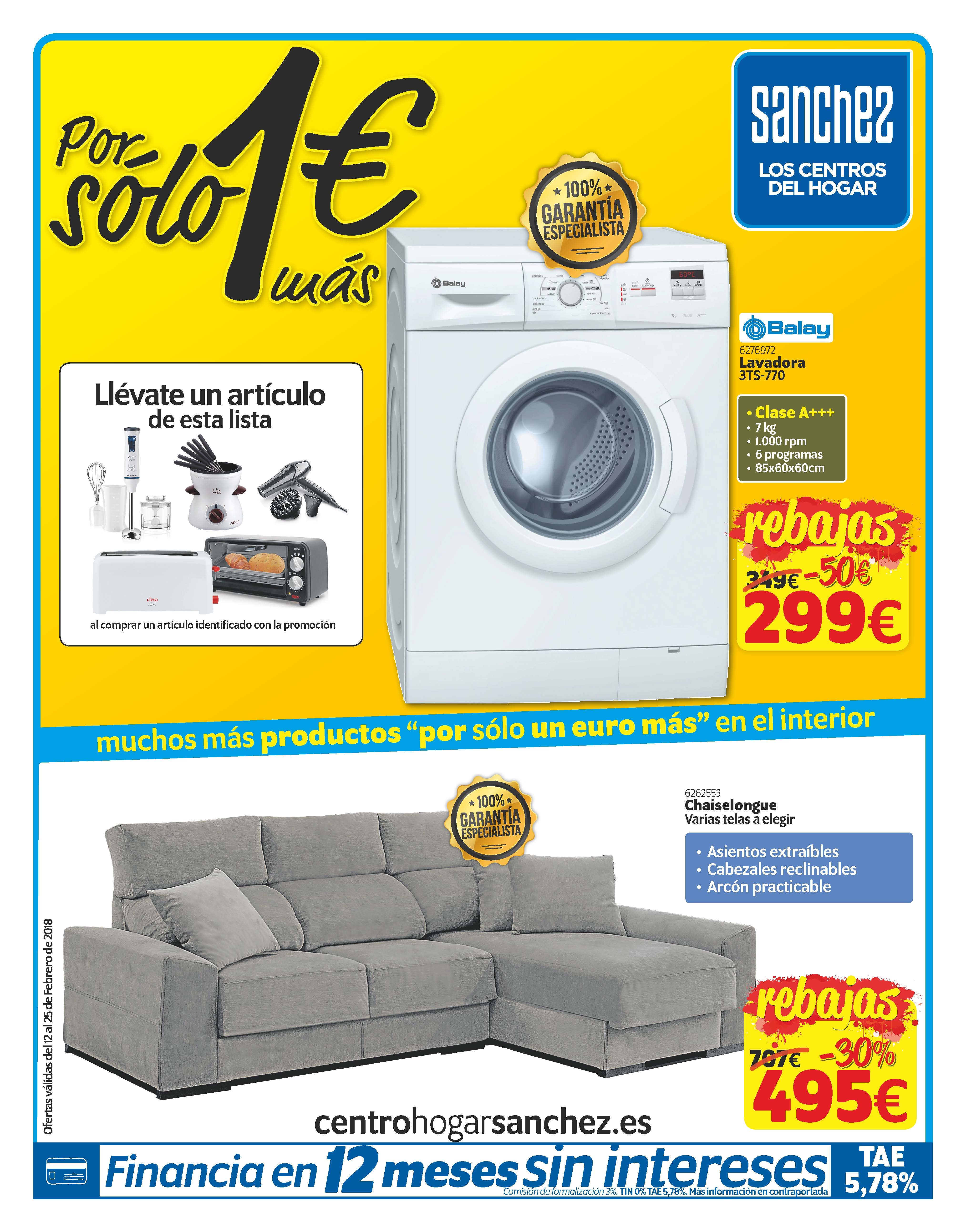 Centro comercial del mueble catlogo simple s with centro for Muebles sanchez antequera